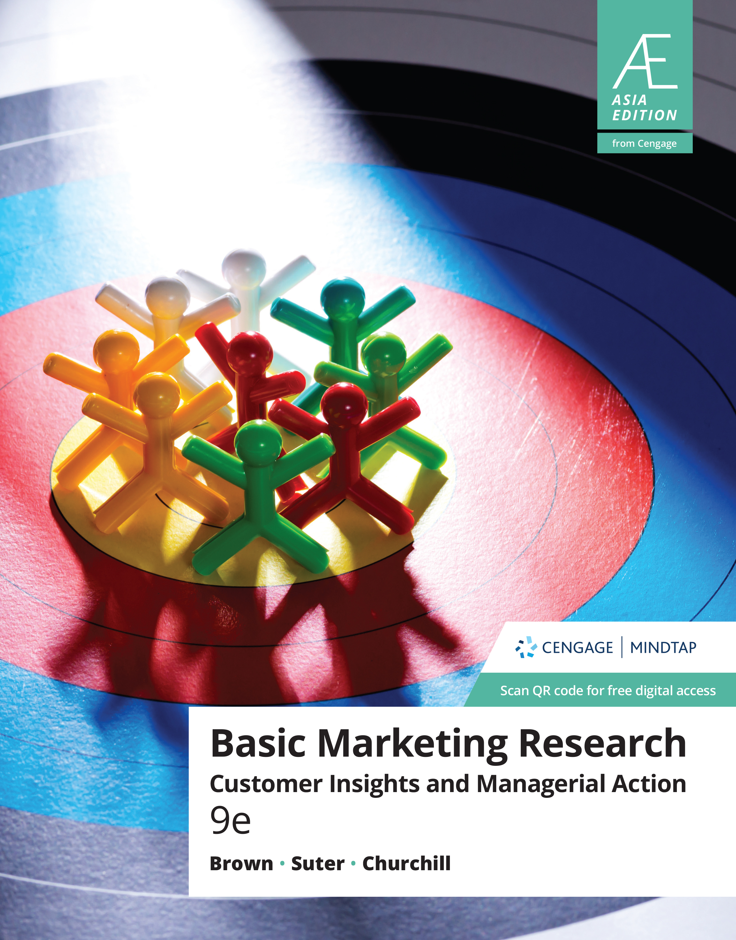 AE Basic Marketing Research: Customer Insights and Managerial Action