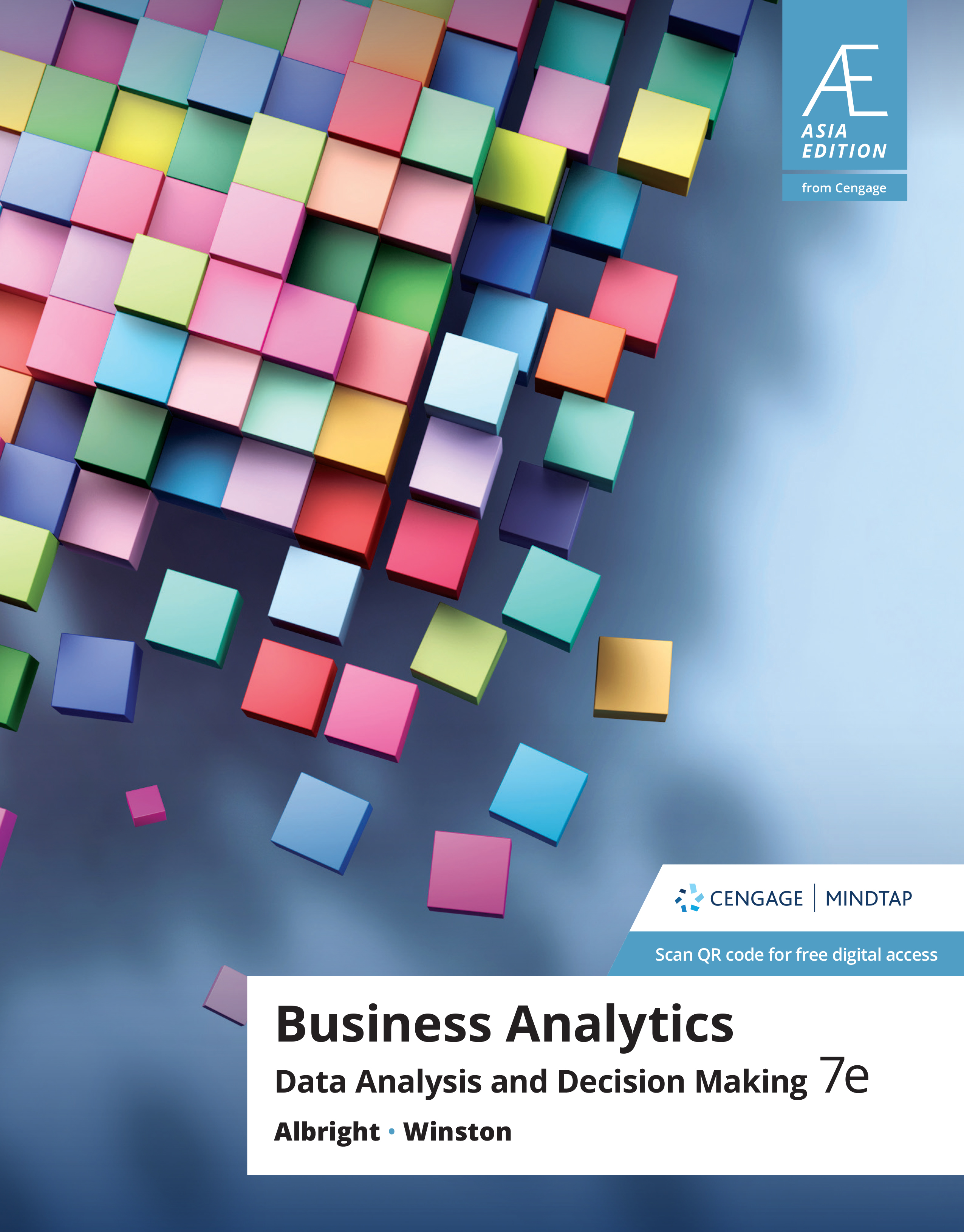 AE Business Analytics: Data Analysis & Decision Making