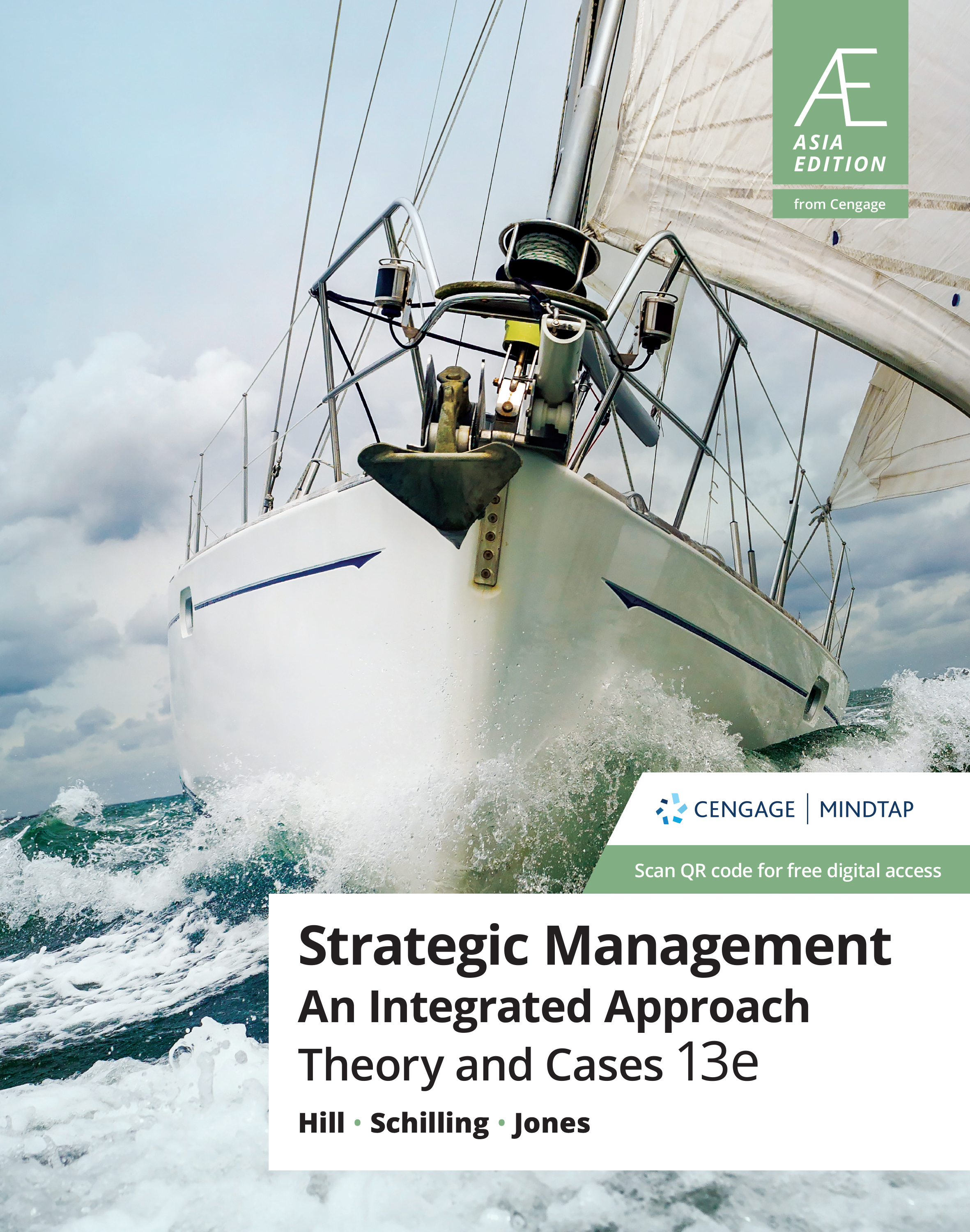 AE Strategic Management: An Integrated Approach: Theory & Cases