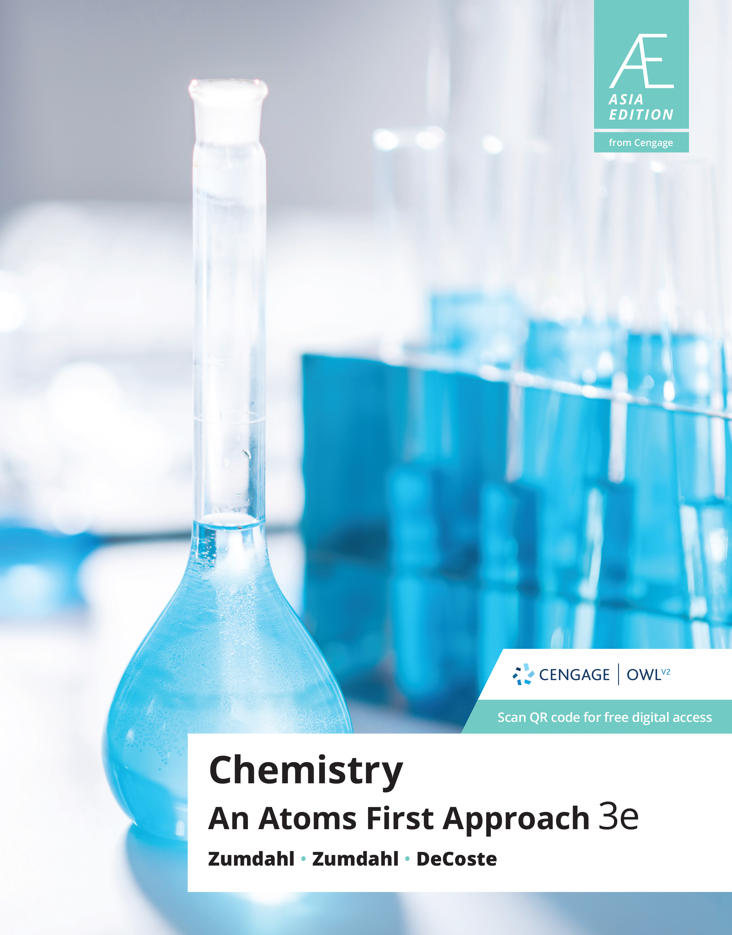 AE Chemistry: An Atoms First Approach